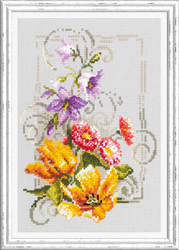 Cross stitch kit Happy June - Chudo Igla
