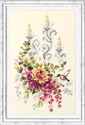 Cross stitch kit Festive Etude - Chudo Igla
