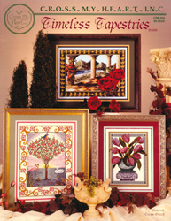Cross Stitch Chart Timeless Tapestries - Cross My Heart