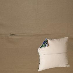 Kussenrug 45 x 45 cm Cappucino - Duftin