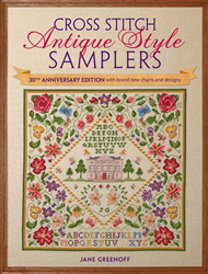 Borduurboek Antique Style Samplers - David & Charles