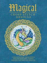 Borduurboek Magical Cross Stitch Designs - David & Charles
