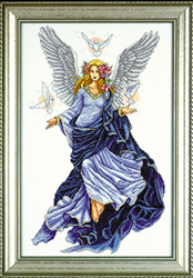 Borduurpakket Celestial Angel - Design Works