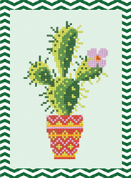 Diamond Painting Cactus - Freyja Crystal