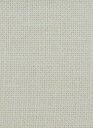Fabric Minster Linen 28 count - White - Fabric Flair