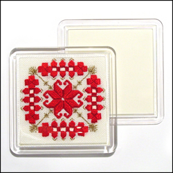 Plexiglas Square Coaster - Framecraft