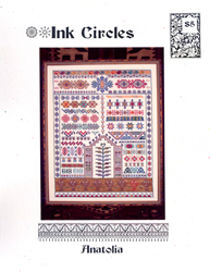 Cross Stitch Chart Anatolia - Ink Circles