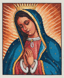 Borduurpakket Our Lady Of Guadalupe - Janlynn