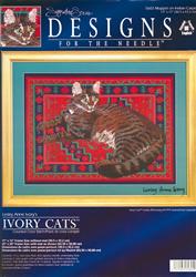 Cross Stitch Kit Muppet on Indian Carpet - Janlynn
