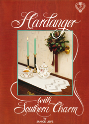 Hardangerpatroon Hardanger with Southern Charm - Janice Love