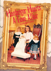 Hardangerpatroon Hearts A Love Affairs - Janice Love