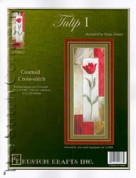 Cross Stitch Chart Tulip I - Kustom Krafts