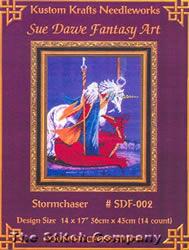 Cross Stitch Chart Stormchaser - Kustom Krafts