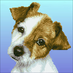 Diamond Art Puppy - Leisure Arts
