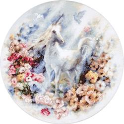 Borduurpakket Unicorn - Leti Stitch