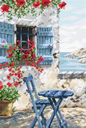 Borduurpakket Villa - Leti Stitch