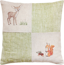 Kussenpakket Deer and Squirrel - Luca-S