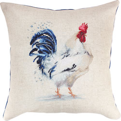 Cross Stitch Kit The Rooster - Luca-S