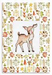Borduurpakket Deer - Luca-S