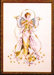 Borduurpatroon June's Pearl Fairy - Mirabilia Designs