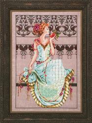 Cross Stitch Chart Persephone - Mirabilia Designs