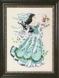 Cross Stitch Chart Biancabella - Mirabilia Designs
