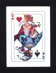 Cross Stitch Chart Royal Games I  - Mirabilia Designs