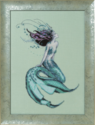 Cross stitch chart Lilith of Labrador - Mirabilia Designs
