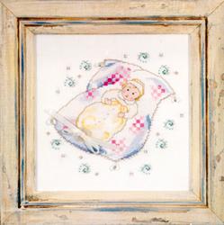 Borduurpatroon On Grandmother's Quilt - Mirabilia Designs
