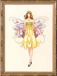 Cross Stitch Chart Daisy - Mirabilia Designs