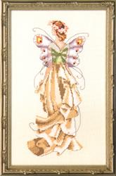 Borduurpatroon Lilly - Mirabilia Designs