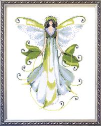 Borduurpatroon Morning Glory - Mirabilia Designs