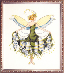 Cross Stitch Chart Lily of the Valley - Mirabilia Designs