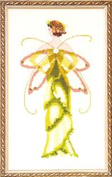 Borduurpatroon Amaryllis - Mirabilia Designs