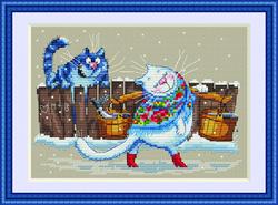Cross Stitch Kit My Darling! - Merejka