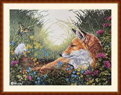 Cross stitch kit Day Dreaming - Merejka