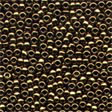 Glass Seed Beads Bronze - Mill Hill