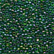 Glass Seed Beads Emerald - Mill Hill