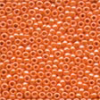 Glass Seed Beads Tangerine - Mill Hill