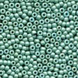 Glass Seed Beads Opaque Seafoam - Mill Hill