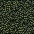 Antique Seed Beads Matte Olive - Mill Hill