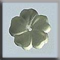 Glass Treasures 5 Petal Flower-Matte Jonquil - Mill Hill