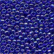 Pony Beads 8/0 Opal Periwinkle - Mill Hill
