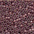 Pony Beads 8/0 Opal Dark Mauve - Mill Hill