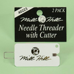 Needle Treader with cutter 2 pieces - Mill Hill