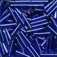 Medium Bugle Beads Royal Blue - Mill Hill