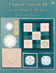 Hardanger Chart Elegant Accents III - Nordic Needle