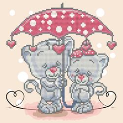 Diamond Dotz Its Raining Love - Needleart World