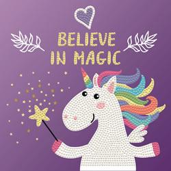 Diamond Dotz Believe in Magic - Needleart World