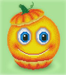 Diamond Dotz Sweet Pumpkin - Needleart World